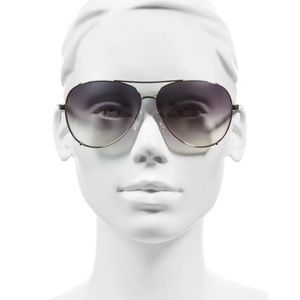 Bobbi Brown The Truman's Sunglasses in Palladium